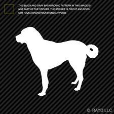 (2x) Anatolian Shepherd Sticker Die Cut Decal Self Adhesive Vinyl dog canine pet