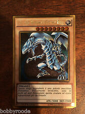 DRAGO BIANCO OCCHI BLU PGL2-IT080 MINT PREMIUM GOLD YUGIOH
