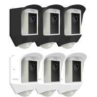 3 Pack Silicone Case for Ring Spotlight Cam HD Security Camera Weather Resistant