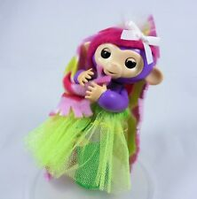 Fingerlings Baby Monkey Unicorn Accessories Tutu Headband Blanket Lot NO MONKEY