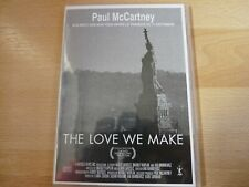 DVD MC CARTNEY/THE LOVE WE MAKE - PROMOTION