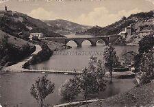 CASTEL DELL'ALPI (Bologna) - Panorama e Lago formatosi con la frana del 1951