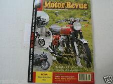 MOTOR REVUE 2007-06 POSTER MV AGUSTA BRUTALE 910R,HONDA CB750 K0,JUNAK,GSXR 1000