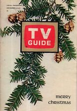 1963 TV Guide December 21 - Allan Sherman Poem; Bill Beaudine and Lassie; Tiffin