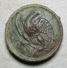 New listing Civil War Relic U.S. Regulation Pattern 1826 Soldier's Eagle Cross-Belt Plate