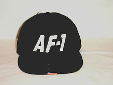MENS WOMENS NIKE AIR FORCE 1 COTTON BASEBALL CAP 7 1/8 ORIGINAL 458952010