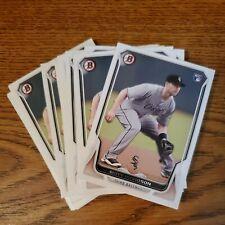 (25) 2014 Bowman #130 Matt Davidson RC - White Sox
