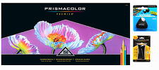 Prismacolor Premier Colored Pencils 150 count + Prismacolor Sharpener & Eraser