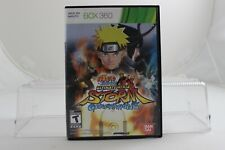 Naruto Shippuden: Ultimate Ninja Storm Generations (Microsoft Xbox 360, 2012)