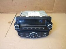 CHEVROLET SPARK 2013 CD/AUX PLAYER STEREO HEADUNIT 95385058 WITHOUT CODE