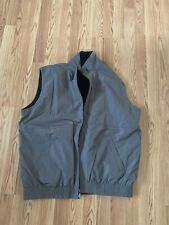 Bolle Golf Men's Storm (Inside Thermal Black) Vest Zip Size L