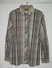 Ben Sherman Polycotton Striped Casual Shirts & Tops for Men