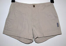 Silver Jeans Size 25 Womens Beige Denim Shorts