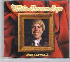 (GR656) The Mike Flowers Pops, Wonderwall  - 1995 CD