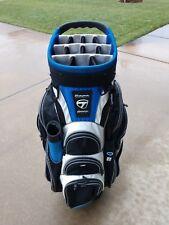 Taylormade Catalina 14 Divider Golf Cart Bag Free Shipping
