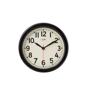 clock enamel/steel made in japan kamakura school clock φ340 home wall mounted