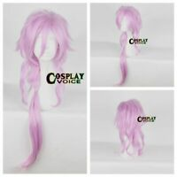 Anime Cosplay Wig for Princes of Dream Kingdom Mode Mixed Hell Lila 90cm Haar
