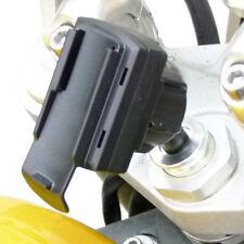 17.5-20.5mm Motocicleta Tenedor Stem Mount para Garmin eTrex 10 Etrex 20 Etrex 30