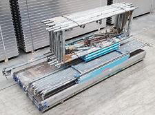 Stahl Layher Assco ca. 79m² gebraucht Gerüst 3,07 und 1,57 Robustböden Baugerüst