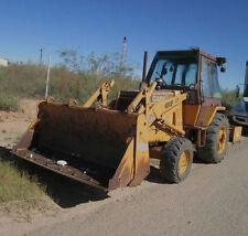 Case 480 F 480 FLL Construction King Backhoe Loader Tractor PARTS CATALOG MANUAL