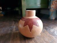 Hand crafted Ecuador replica Chorrera Vase