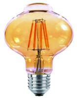 E27 6W 8W LED Warmweiß 2700K Glühbirne Edison Retro Lampe Leuchtmittel Bulb
