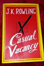 The Casual Vacancy by J. K. Rowling (Hardback, 2012)
