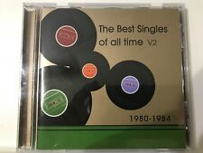 RARE 80'S CD MAKING MY MIND UP Bucks Fizz TOTO Shalamar MARVIN GAYE Men At Work
