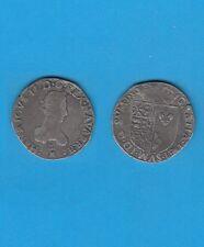 Royaume  de Navarre Henri  III Franc d'argent 1581