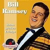 """BILL RAMSEY """"SCHLAGERJUWELEN-SEINE GROßEN ERFOLGE"""" CD"""