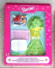FASHION AVENUE OUTFIT (BARBIE DOLL): SPRING, CHANGING SEASONS 1997. MUÑECA) NEW!