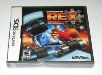 Generator Rex: Agent of Providence for Nintendo DS Brand New! Fast Shipping!