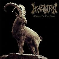 INCANTATION - TRIBUTE TO THE GOAT (LIMITED ,HAND-NUMBERED)   VINYL LP NEW+
