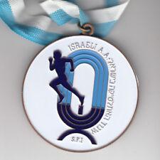 Israeli Athletics Association 1988 Sport Games 4x400m Bronze Medal, Bronze 50mm
