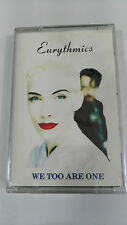 EURYTHMICS WE TOO ARE ONE CINTA TAPE CASSETTE RCA BMG SEALED NEW SEALED