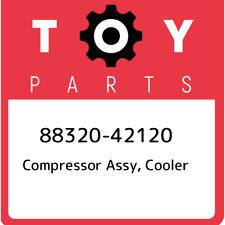 88320-42120 Toyota Compressor assy, cooler 8832042120, New Genuine OEM Part