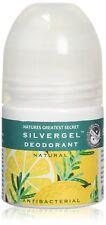 X2 naturalezas mayor secreto silvergel Desodorante-grandes Rollette | 50 ml PVP £ 25
