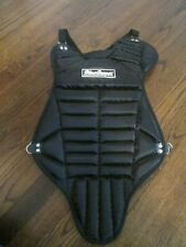 Macgregor Youth Baseball Catchers Chest Protector Black Model # B74-Lowest $
