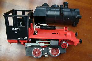 Playmobil 4052 Ersatzteile Schlepptenderlok siehe Bilder =BASTLER=zu Spur G/LGB