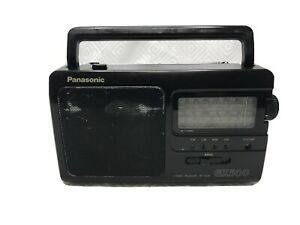 Panasonic GX500 RF-3500 Radio MW LW FM SW - . Has Shortwave.