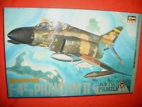 1:48 Hasegawa P6 P06:1800, McDonnell Douglas F-4 C/D  PHANTOM II