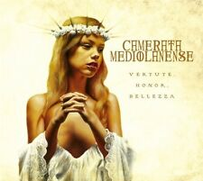 CAMERATA MEDIOLANENSE Vertute, Honor, Bellezza CD Digipack 2013