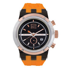 Mulco Unisex MW5-1621-305 Fashion Analog Swiss Movement with Silicone Band Watch