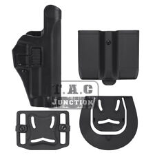 Serpa Level 2 Right Hand Pistol Holster w/Magazine Pouch for Sig Sauer P226 P229