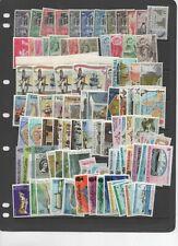 Tristan da Cunha used/MH collection  CV$