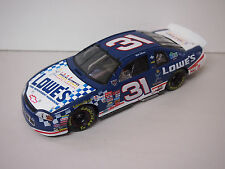 Mike Skinner #31 NASCAR RCCA Lowes 1998 Chevy Special Olympics 1:24 1/3500 BANK