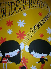 Widespread Panic Gregg / Bilheimer Signed 2007 Silkscreen Print Concert Poster