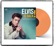 Elvis Presley Is Back 1960 VINYL LP 2013 Limited Edition Colored