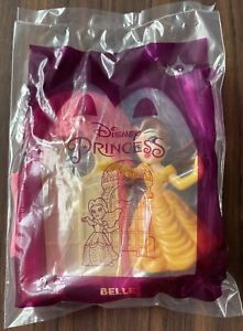 MCDONALD'S 2021 Disney's Princess #6 ~ BELLE - ON HAND - 🔥NEW 🔥