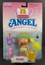 Ertl My Little Angel Faith Drink And Wet Doll